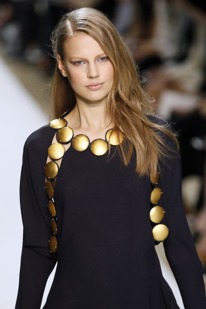 Chloe Fall 2014 Hair and Makeup | Runway Pictures