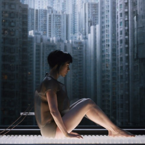 Shelling Scene From Ghost in the Shell (Video)