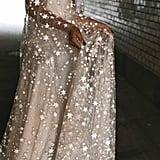 Counting Stars Celestial Wedding Dress