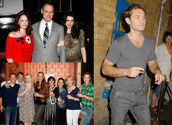 Photos of Jude Law, Rachel Weisz, Cast of Calendar Girls