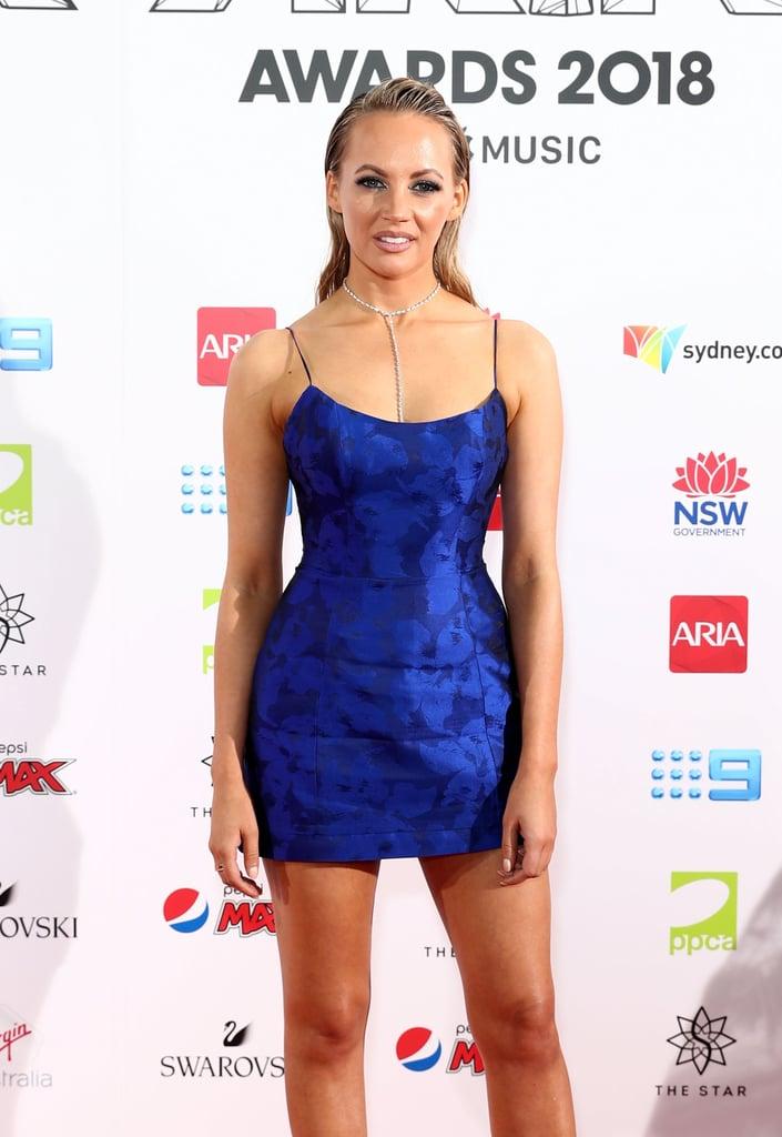 ARIA Awards Red Carpet Dresses 2018