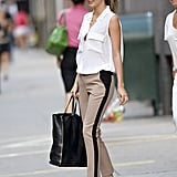 Miranda Kerr was out and about in New York on July 13.