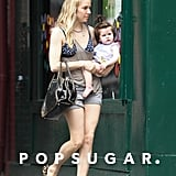 """Tom Sturridge Preps For a """"Magical"""" Father's Day With Sienna, Marlowe, and His Mom"""