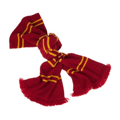 Authentic Gryffindor Scarf ($37)