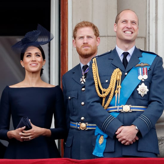 Royal Family's Reaction to Meghan Markle's Pregnancy