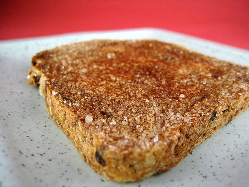 Satisfy Cravings For Cake and Pastries With Whole Wheat and Cinnamon