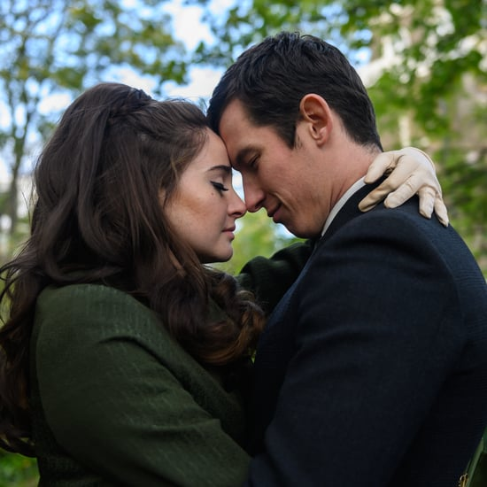 The Last Letter From Your Lover Trailer and First Look Photo