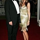 Melania Trump at the 2007 Met Gala