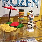 Play Doh Olaf Set