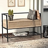 Ermont Cubby Storage Bench