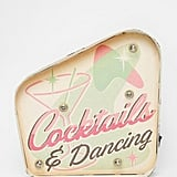 Cocktails and Dancing Light ($55)