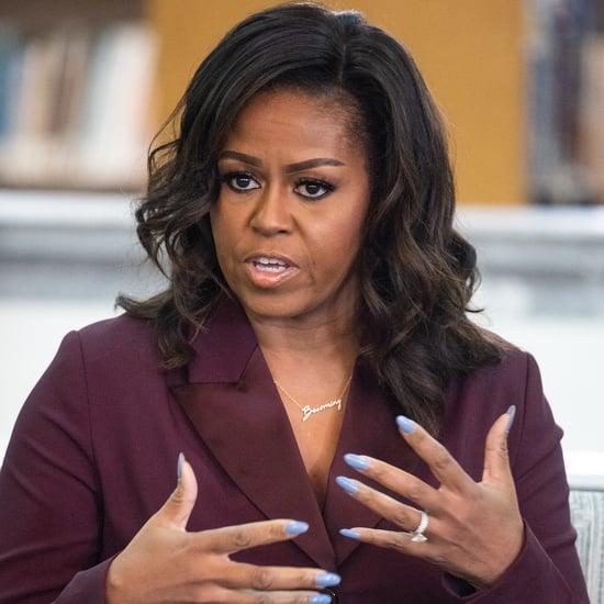Michelle Obama Reacts to Trump, Biden's Presidential Debate