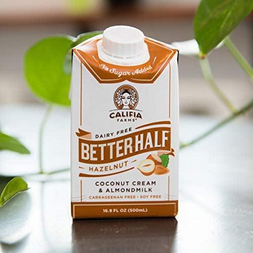 Califia Farms Hazelnut Better Half Coffee Creamer