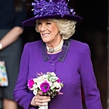 Camilla Parker Bowles Net Worth: $5 Million