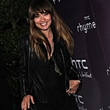 Olivia Wilde at the launch of the new HTC Rhyme Android smartphone.