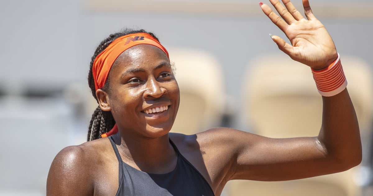 Coco Gauff Is Going to the Olympics, and With That, the US Women's Tennis Team Is *Stacked*