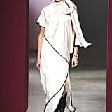 Kaia Gerber on the Ports 1961 Fall 2020 Runway at Milan Fashion Week