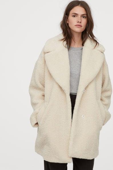 Short Coat Sponsored by H&M