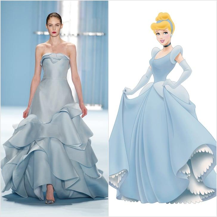 Disney Friendship Dress Cinderella: Dresses That Look Like Disney Princess Gowns From Fall