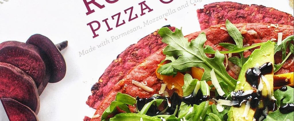 Whole Foods Red Beet Pizza Crust