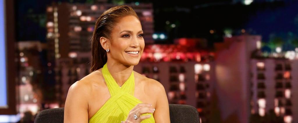 Jennifer Lopez Maria Lucia Hohan Gown 2019