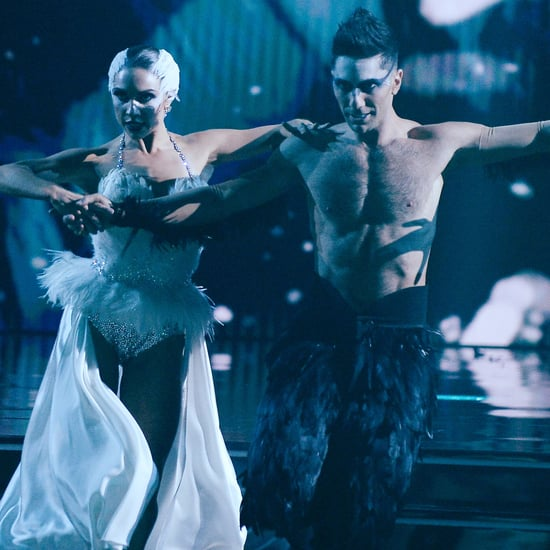 Watch Nev Schulman's Black Swan Performance on DWTS