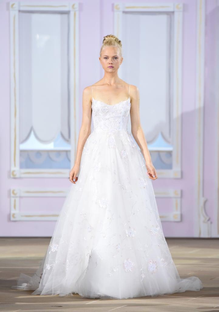 482fa76dc3f72 Ines Di Santo   Wedding Dress Trends Fall 2017   POPSUGAR Fashion ...