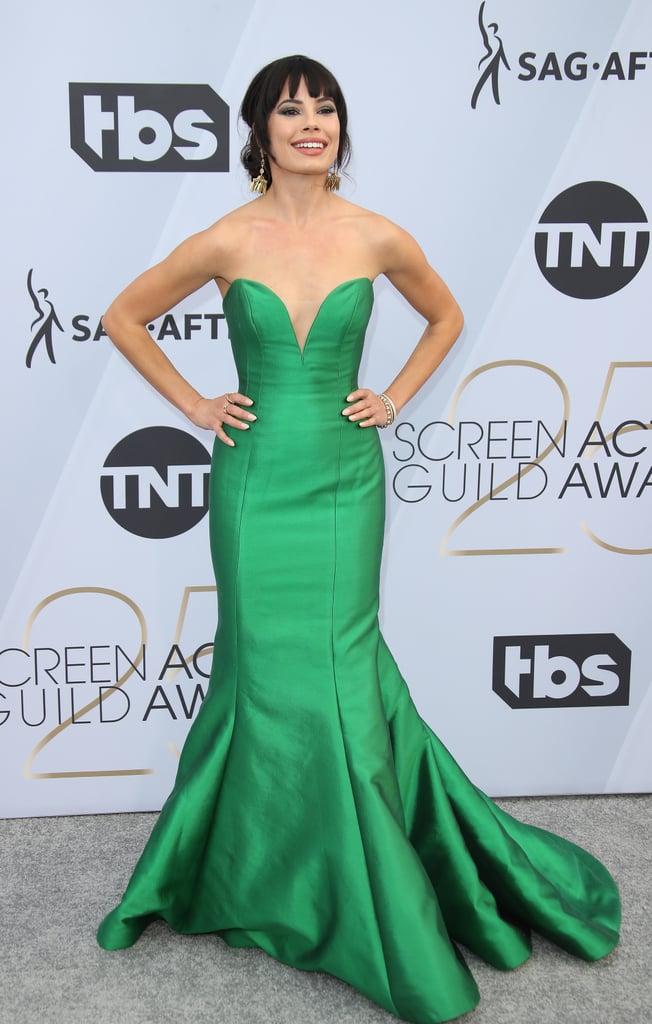 Jenna Lyng Adams at SAG Awards