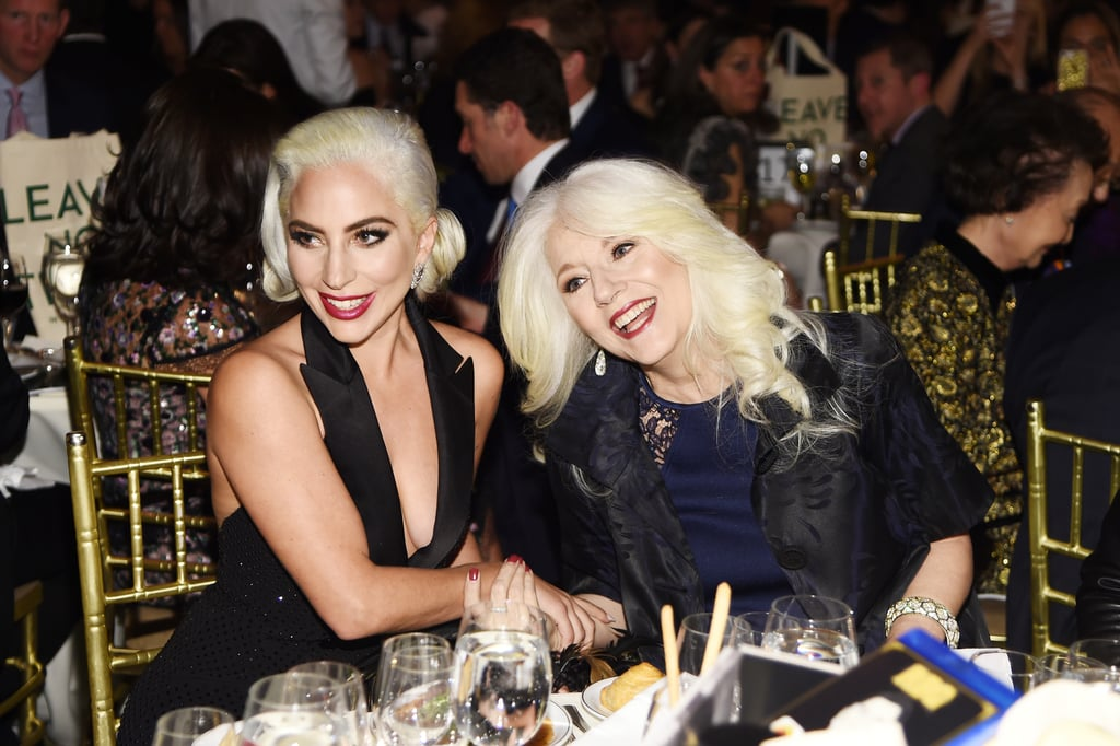 Lady Gaga and Her Mom at 2019 National Board of Review Gala