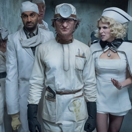 A Series of Unfortunate Events Season 2 Cast