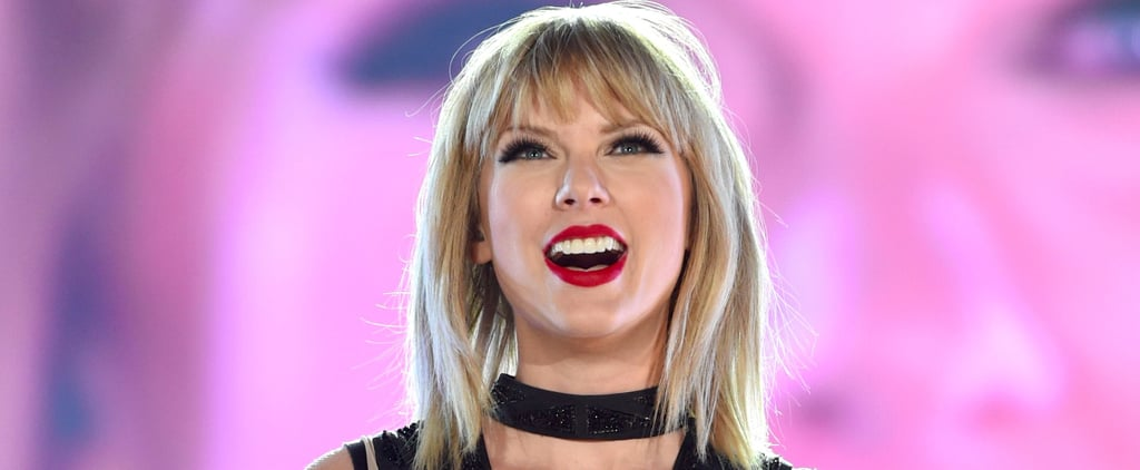 Taylor Swift Sings Calvin Harris's Song During Her First Performance in Nearly a Year