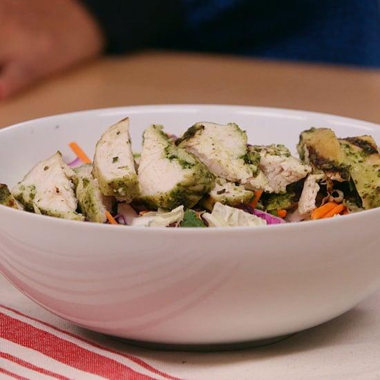 Trader Joe's Citrus Chicken Salad Recipe