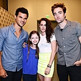 A snap from Comic Con.