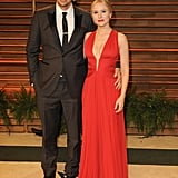 Kristen Bell and her husband, Dax Shepard, got close.
