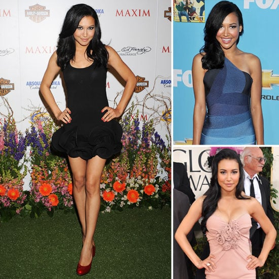Glee's Naya Rivera Pictures