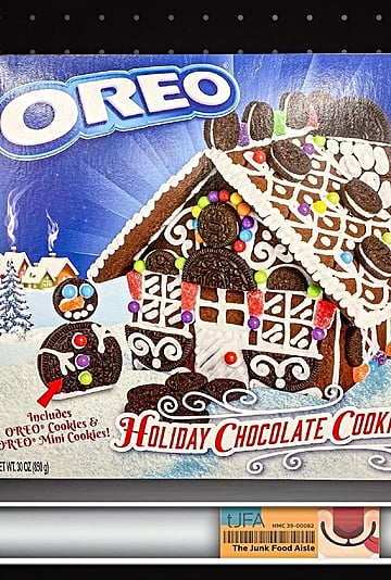 Oreo Holiday Cookie Houses Exist — Here's Where to Buy a Kit