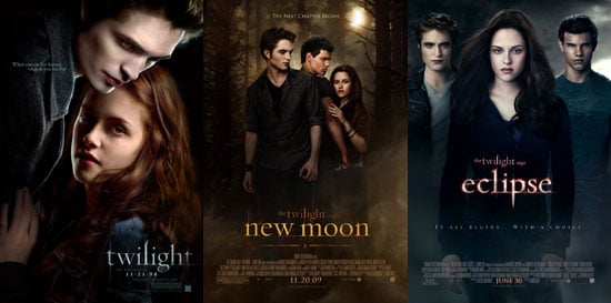 Poll on Twilight vs New Moon vs Eclipse Which Film Do You Prefer?