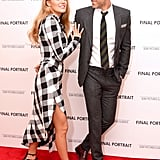 Blake Lively and Ryan Reynolds at Premiere March 2018
