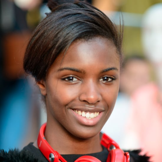 Black British Model Leomie Anderson
