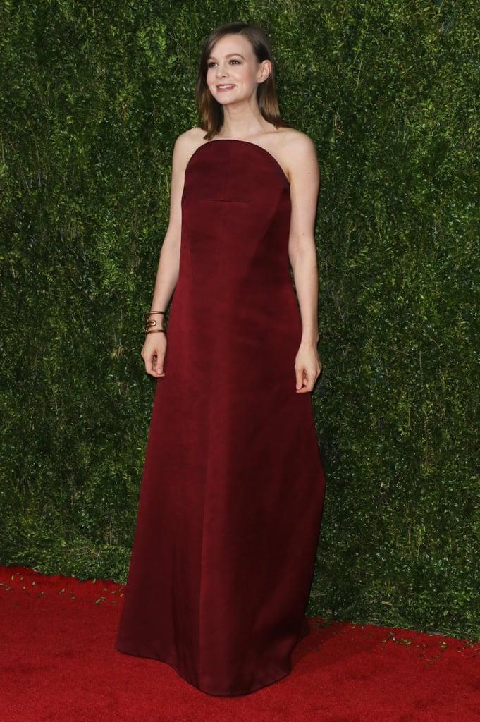 Carey Mulligan Is Pregnant | Tony Awards Pictures