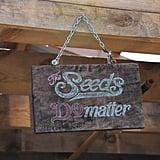 Opt For Heirloom Seeds