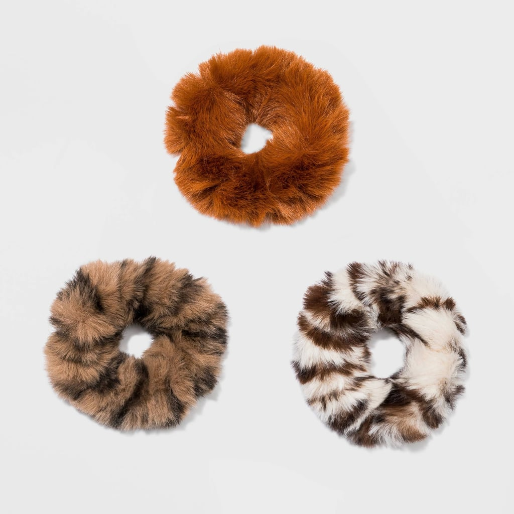 Mix Faux Fur Twisters