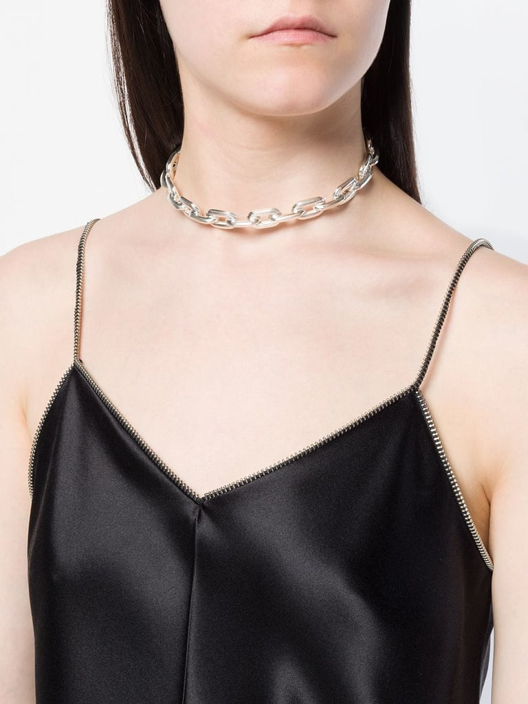 Ambush Chainlink Choker Necklace