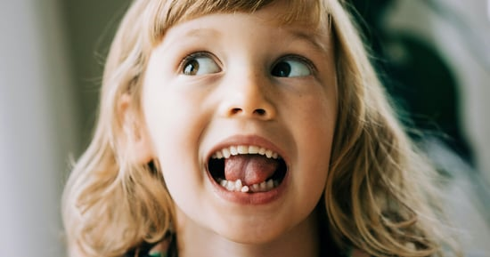 What Do I Do If My Kid Swallowed a Baby Tooth?