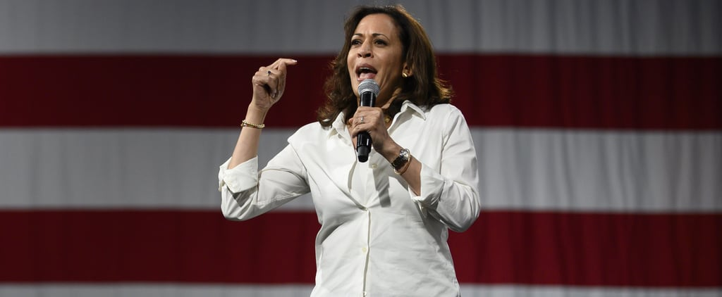 See Kamala Harris's Sneaker Collection