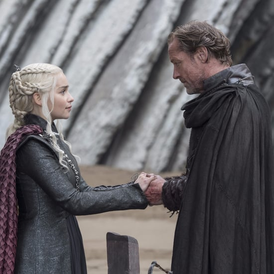 Reactions to Jorah and Daenerys Reunion on Game of Thrones