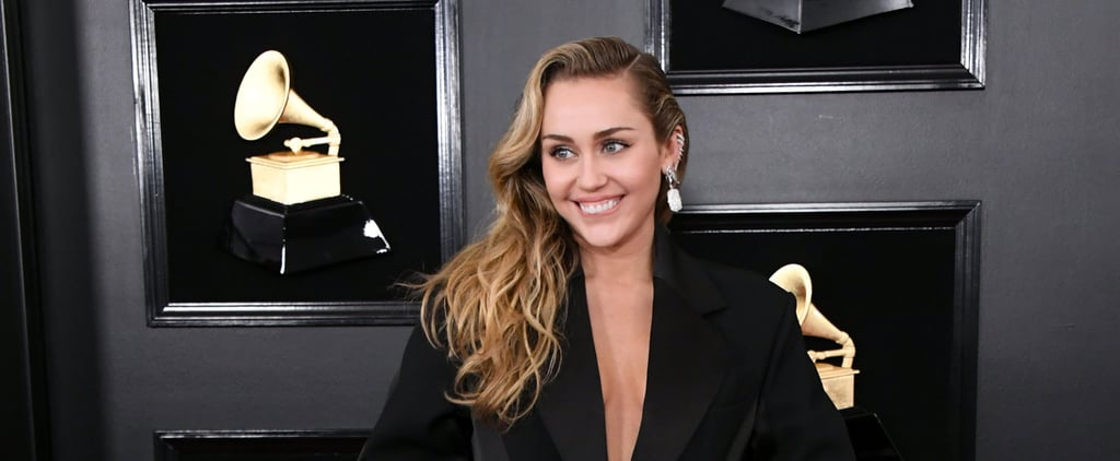Miley Cyrus Grammys Outfit 2019