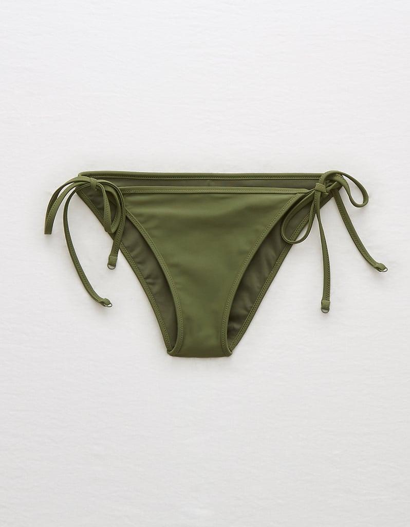 Aerie Cha Cha Cheeky Bikini Bottom