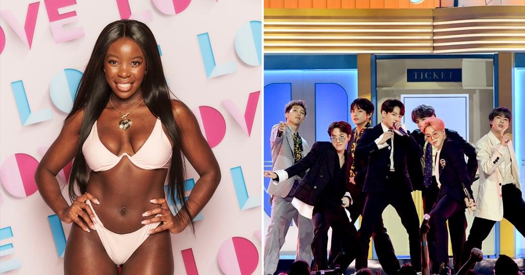 Love Island 2021: Is Kaz Kamwi a BTS Fangirl?