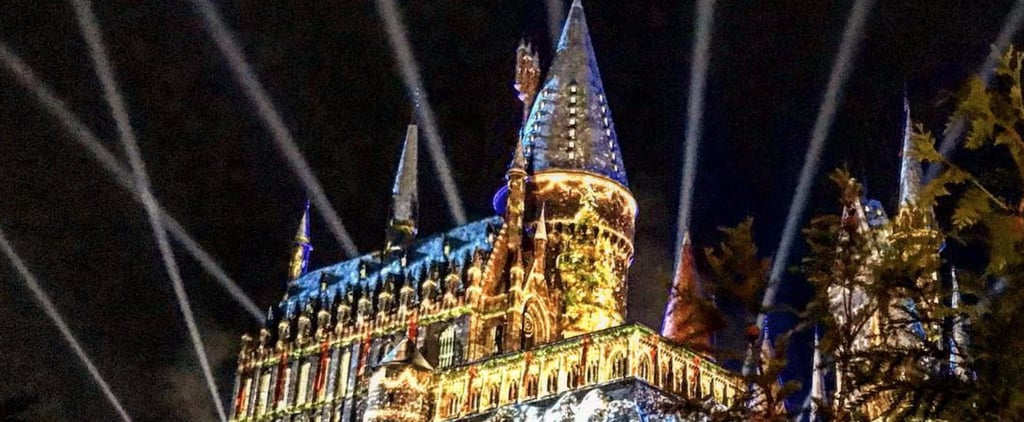Christmas Has Arrived at Harry Potter World, and It'll Bring Tears to Your Damn Eyes